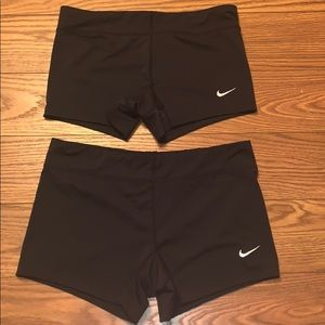 Women's Nike Pro dry-fit shorts *NWOT*